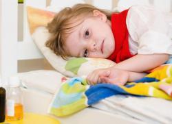 першит в горле у ребенка