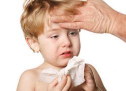аллергический кашель у детей симптомы