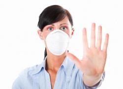 как не заразить ребенка гриппом