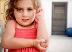 чем обработать рану ребенку