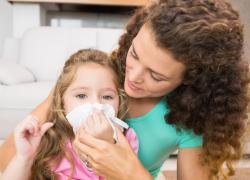 как быстро вылечить насморк у ребенка