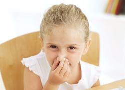 Хронический ринит у детей