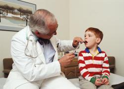 Трахеит у ребенка лечение
