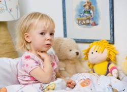 симптомы герпесной ангины у детей