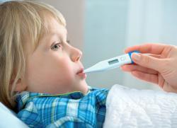 скарлатина у детей симптомы