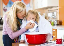 сильный кашель у ребенка лечение