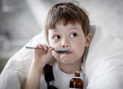 Мокрый кашель у ребенка