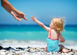 рвота у ребенка на море что делать