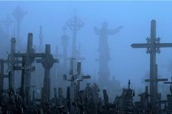 беременность и кладбище