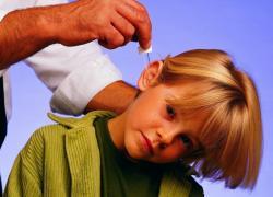 чем лечить ухо у ребенка