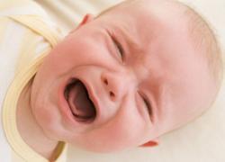 колики у новорожденных что делать