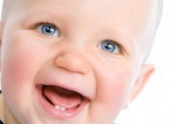 Последовательности прорезывания зубов у детей