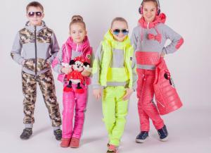 Демисезонная одежда для детей 3