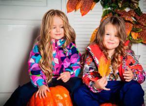 Демисезонная одежда для детей 6