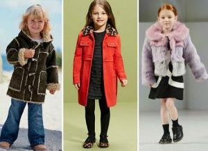Демисезонная одежда для детей 8