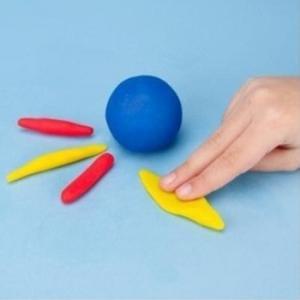лепка из пластилина для детей 10