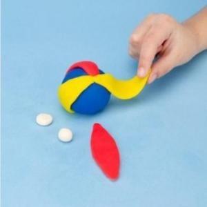 лепка из пластилина для детей 11