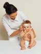 Окружность головы ребенка до года